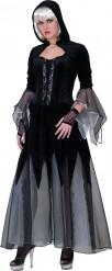 Costume da cappuccetto gotico donna Halloween