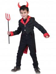 Giacca vampiro a coda di rondine Halloween