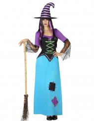 Costume strega Halloween