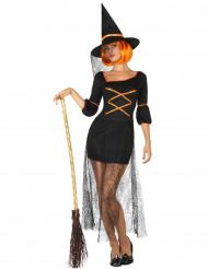Costume da strega sexy donna