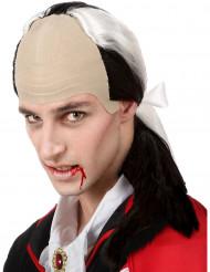 Parrucca fronte sguarnita vampiro uomo