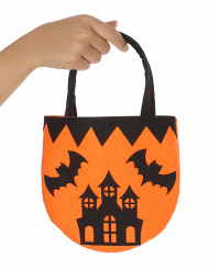 Sacchetto per caramelle di Halloween