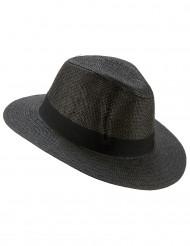 Cappello panama grigio adulto