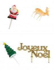Kit ceppo di Natale