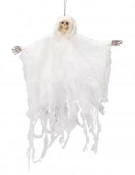 Decorazione di Halloween: scheletro bianco da appendere