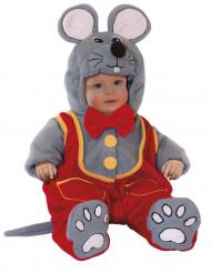 Costume topolino lusso per neonato