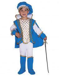 Costume da principe azzurro da bambino