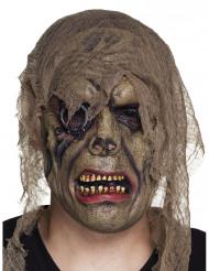 Maschera da pirata zombie adulto