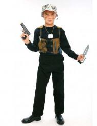Kit di accessori da soldato per bambino