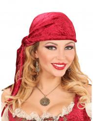Collana medaglione pirata adulto