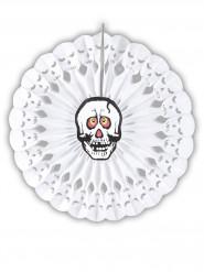 Rosone con scheletro 50 cm Halloween