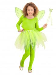 Kit da fatina verde per bambina