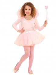 Kit da fatina rosa per bambina