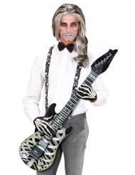 Chitarra scheletro gonfiabile