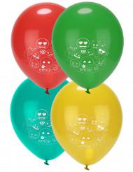 8 palloncini in plastica Emoji™