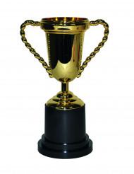 Trofeo dorato 25 cm