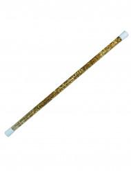 Bastone majorette dorato 46 cm