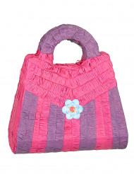 Piñata borsa rosa