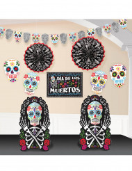 Kit decorazioni Dia de los muertos