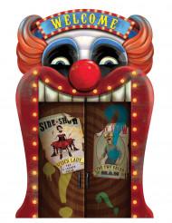 Decorazioni Halloween clown!