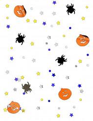 Coriandoli zucche e ragni Halloween