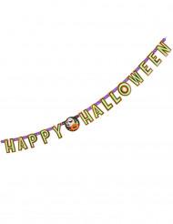 Ghirlanda articolata Zucca & Company Happy Halloween