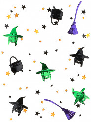 Coriandoli strega Halloween