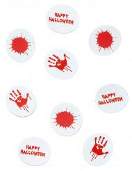 Coriandoli da tavola insanguinati - Halloween