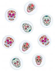 Coriandoli da tavola Dia de Los Muertos - Halloween