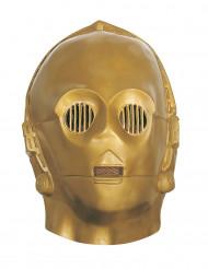 Maschera morbida C3PO da adulto Star Wars™