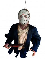 Decorazione da sospendere Jason impiccato - Venerdì 13™