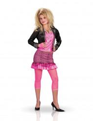 Costume rockstar degli Anni '80 per donna