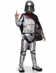 Costume Captain Phasma - Star Wars VII™ per bambino