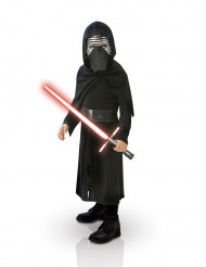 Costume da kylo Ren con spada laser Star Wars 7™ per bambino
