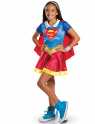 Costume classico Supergirl -  DC Super Hero Girl™ per bambina