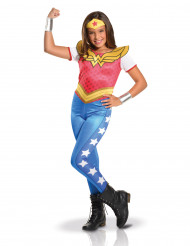 Costume classico da Wonder Woman™ per bambina - DC Super Hero Girls™