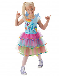 Costume da Rainbow Dash di My Little Pony™ per bambina