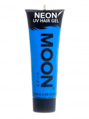 Gel capelli blu fluorescente UV Moonglow™