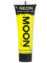 Gel viso e corpo giallo fluo UV Moonglow™ 12 ml