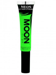 Mascara per capelli verde UV 15 ml