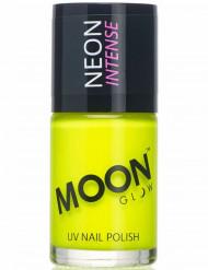 Smalto per unghie giallo UV 15 ml