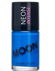 Smalto per unghie blu UV 15 ml