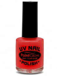 Smalto per unghie rosso UV 10 ml