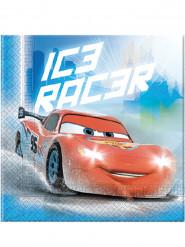 20 Tovagliolini di carta Cars Ice™