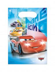 6 Sacchetti regalo in plastica Cars ice™