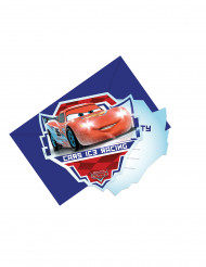 6 inviti con buste Cars Ice Racers™