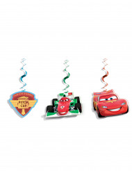 3 Decorazioni da appendere Cars Ice™