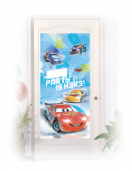 Decorazione per porta Cars Ice Racers™