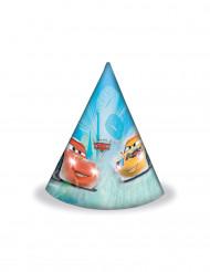 6 cappellini da festa Cars Ice™