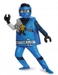 Costume deluxe Jay Ninjago™ LEGO® Bambino